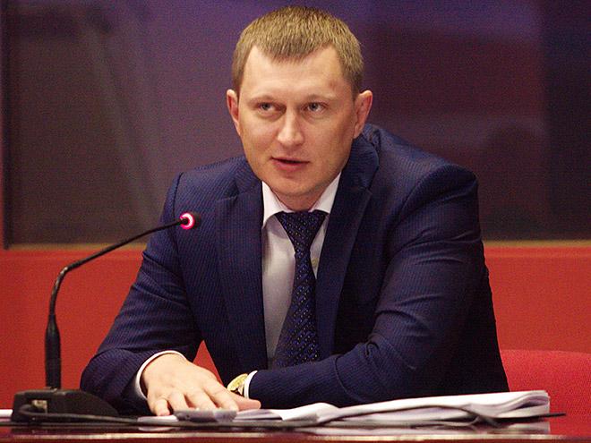 Генеральный директор ПФЛ Николай Акелькин