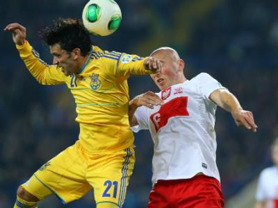 Игроки Украины и Польши о матче в Харькове