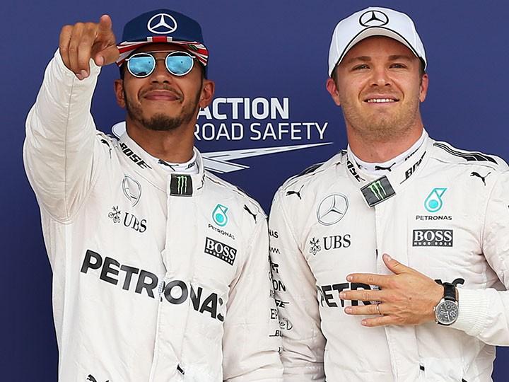 В воскресенье в Абу-Даби станет известен чемпион Формулы-1 сезона-2016