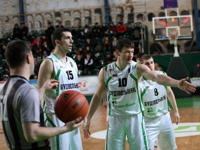 Киевский «Будивельник» побеждал и в чемпионате, и в Лиге ВТБ