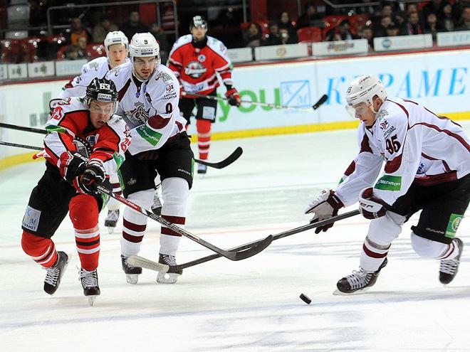 «Донбасс» – «Динамо» (Р) – 1:2