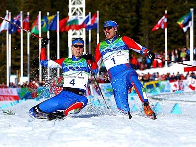 Лыжные войны Ванкувера. Спринты