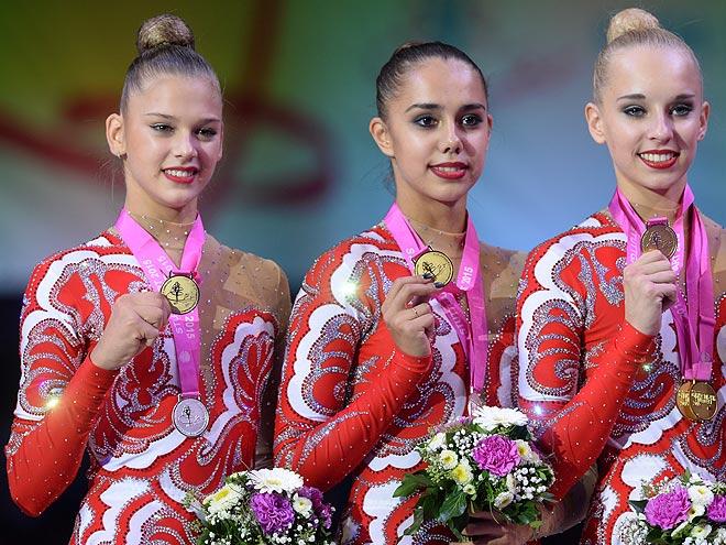 Как Россия выигрывала золото в 2015 году