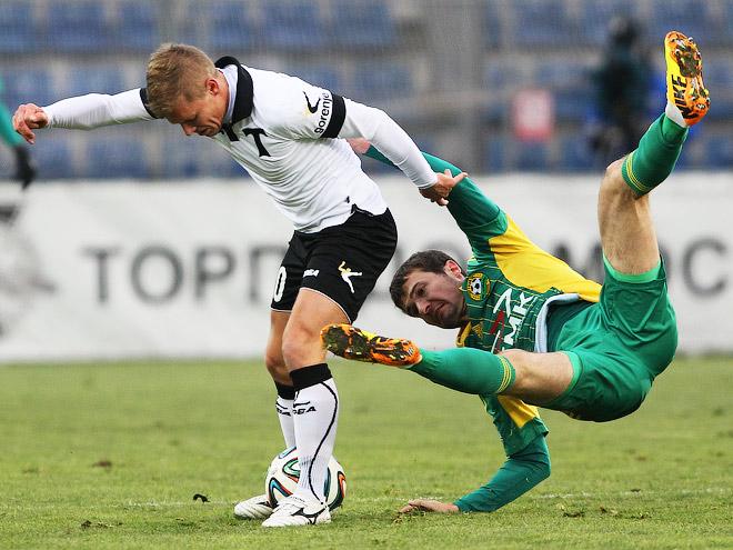 «Торпедо» — «Кубань» — 0:0