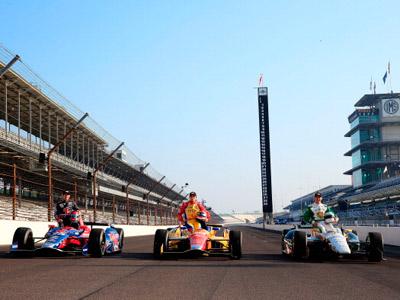 """В воскресенье стартует 97-я """"Инди-500"""" IndyCar"""