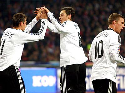 Кирьяков: Германия будет в полуфинале