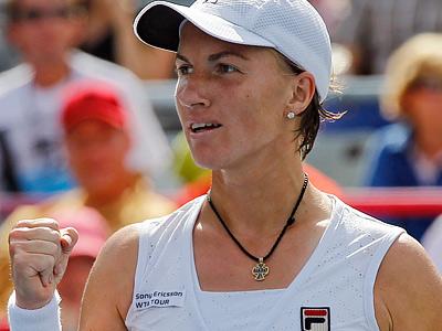 Кузнецова борется за победу в US Open Series