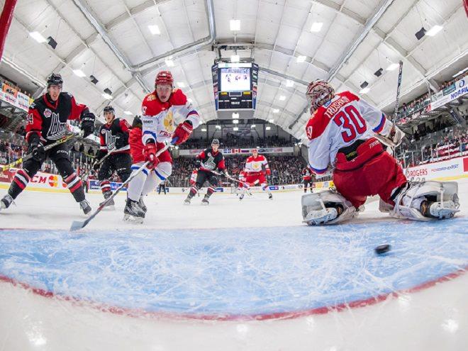 CHL Canada Russia Series. QMJHL – Россия – 4:6
