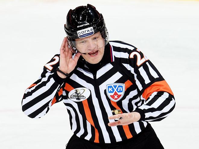 Дементьев – о судействе и ярмарке талантов в КХЛ