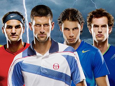 Надаль может сыграть с Федерером в 1/4 финала