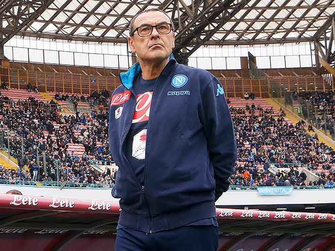 «Наполи» одержал 7-ю победу подряд в чемпионате Италии