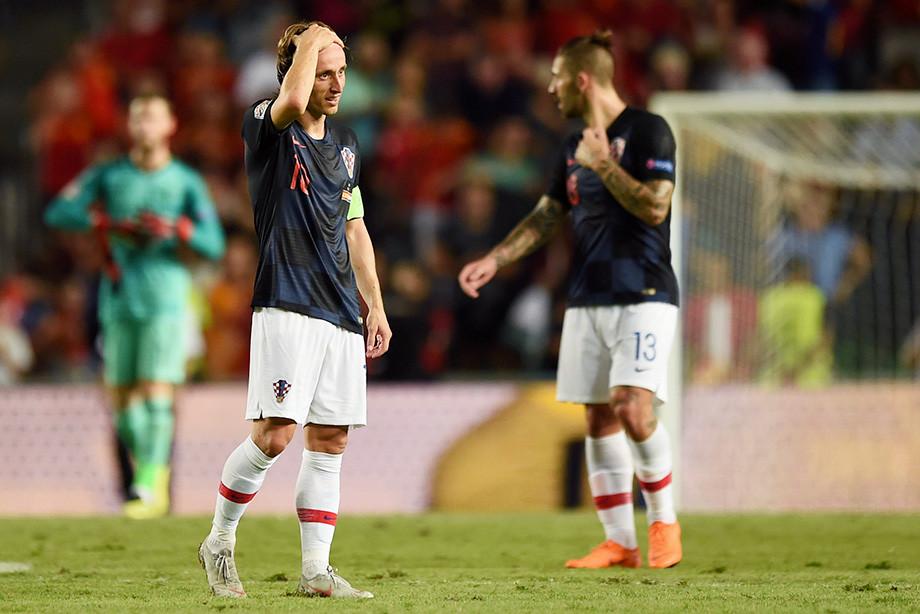 Pasukan bola sepak kebangsaan Croatia