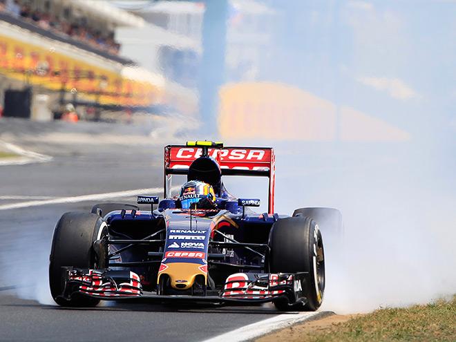 Итоги сезона Формулы-1 для команды «Торо Россо»