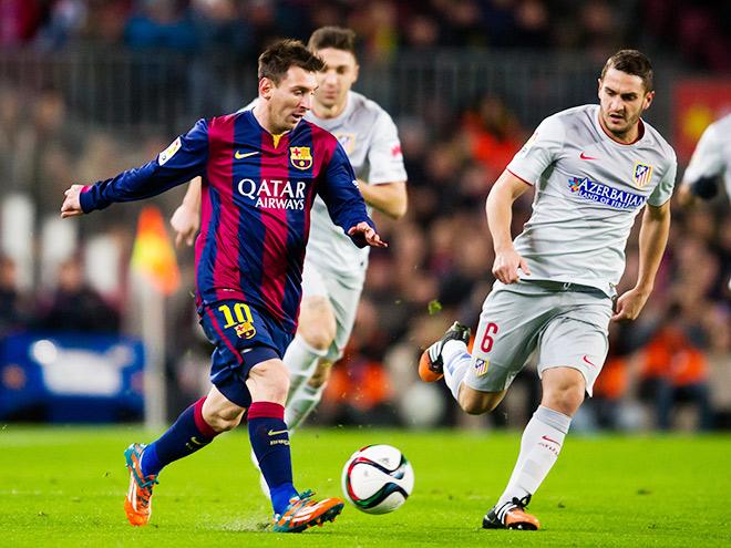 «Барселона» – «Атлетико» — 1:0. Обзор матча