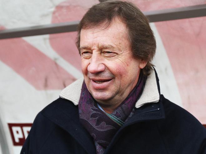 Юрий Сёмин стал главный тренером «Мордовии»