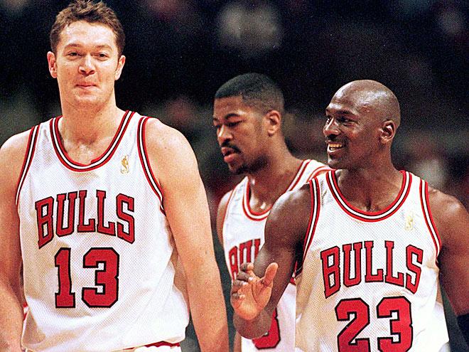 20 лет назад Майкл Джордан вернулся в баскетбол