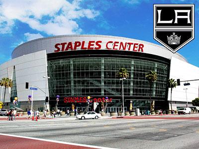 """Итоги сезона НХЛ. """"Лос-Анджелес Кингз"""""""