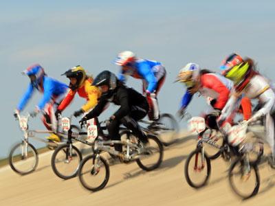 Лондон-2012. Велоспорт. Репортаж о соревнованиях по ВМХ