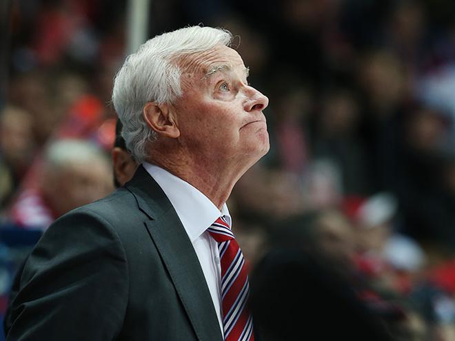 Все тренерские отставки в нынешнем сезоне КХЛ