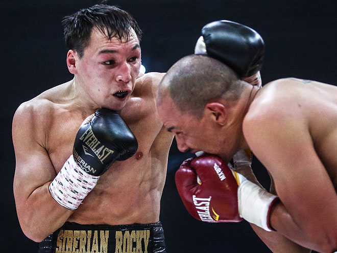 Текстовая трансляция вечера бокса в Москве