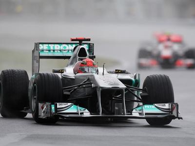 Шумахер: этап в Монреале стал ярким моментом