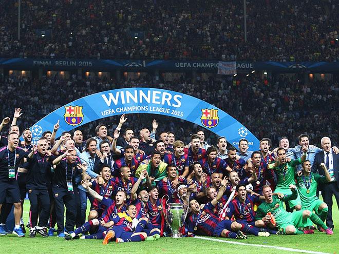 Барселона», «Бавария», «Реал» и другие клубы, которые могут выиграть ЛЧ