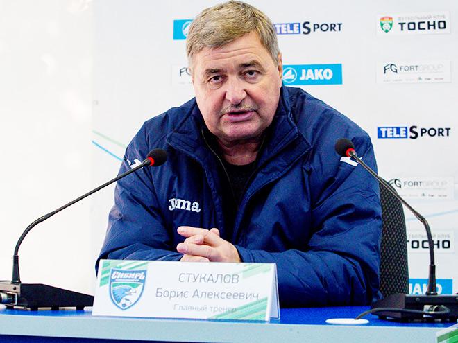 Борис Стукалов
