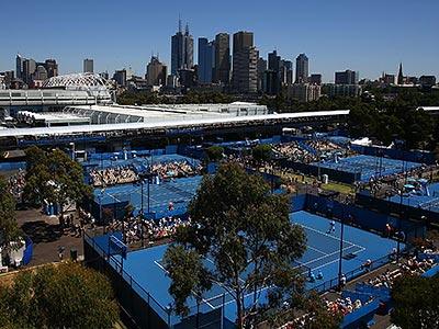Расписание 3-го игрового дня Australian Open-2013