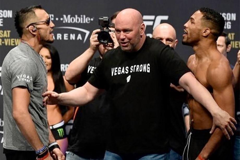 UFC 216: «бумажный» пояс, рекорд «Мышонка» и «Чаборз» в андеркарде