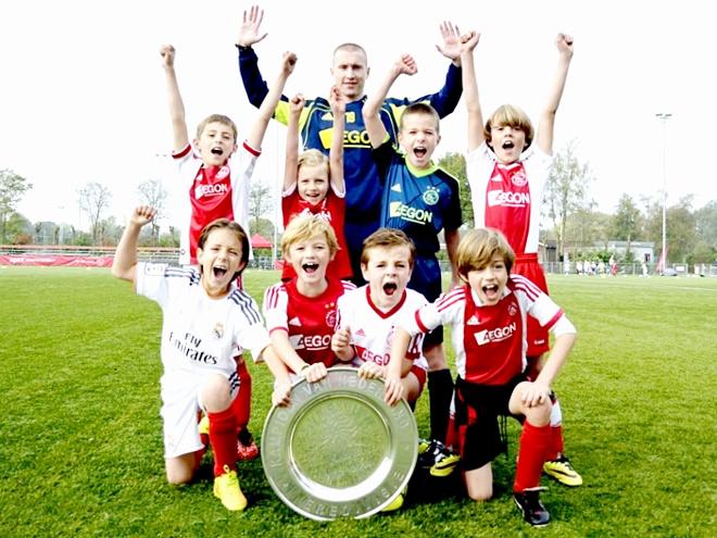 Футбольные академии за рубежом и в России