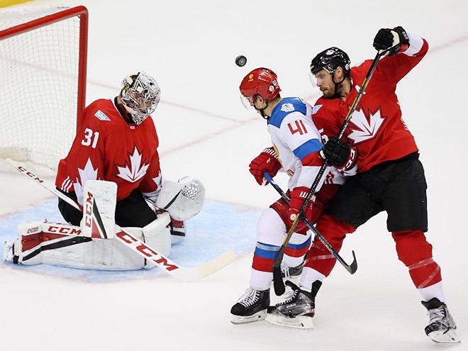 Канада – Россия