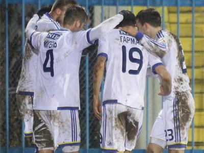 «Говерла» - «Динамо» - 1:2