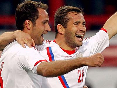 Товарищеский матч России и Уругвая завершился вничью - 1:1