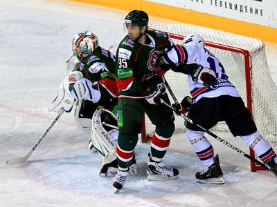 Итоги игрового дня КХЛ (8.01.2013)