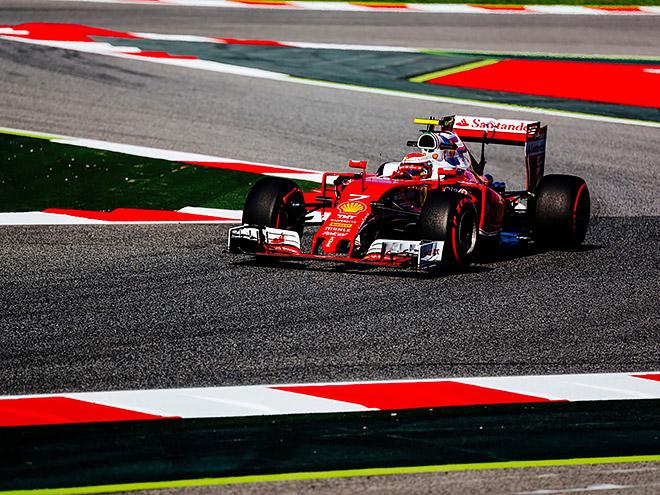 Тренировки Гран-при Испании