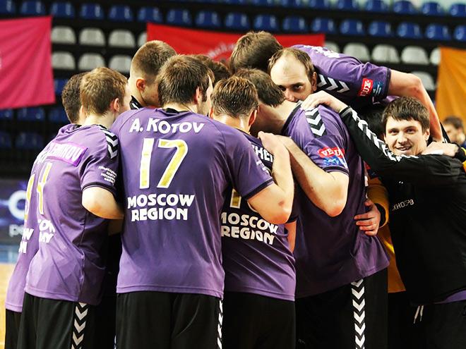 Завершился регулярный чемпионат России по гандболу среди мужчин