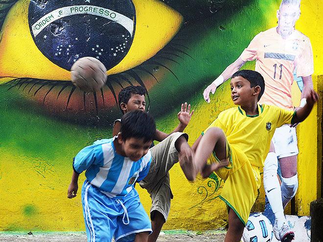 Онлайн-трансляция 16-го дня ЧМ-2014 по футболу