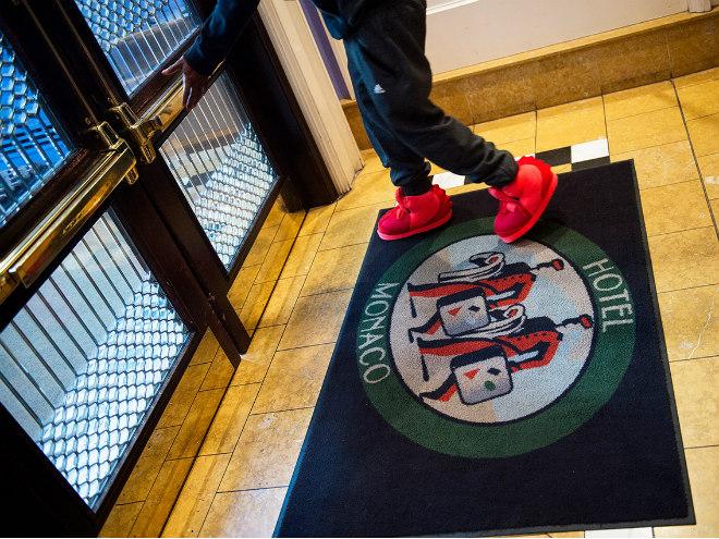 Отель «Монако» в Портленде – лучший по мнению игроков и тренеров клубов НБА