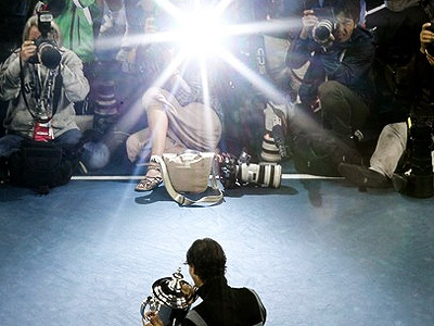 Фотомгновения US Open-2010