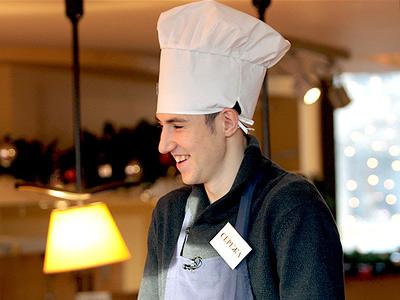 Кулинарный поединок по-люберецки
