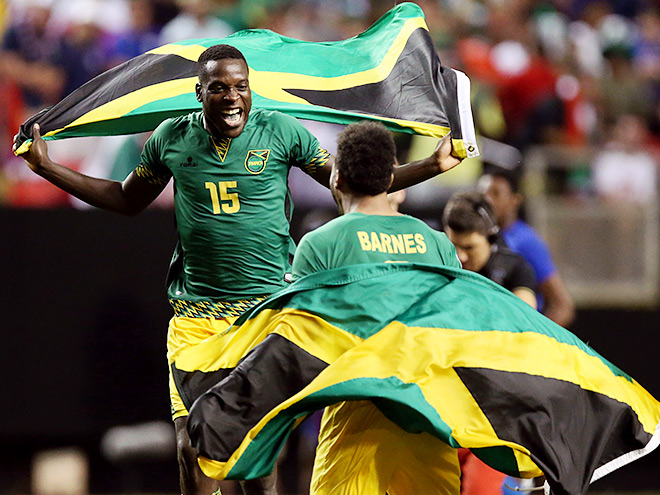 Как развивается футбол на Ямайке