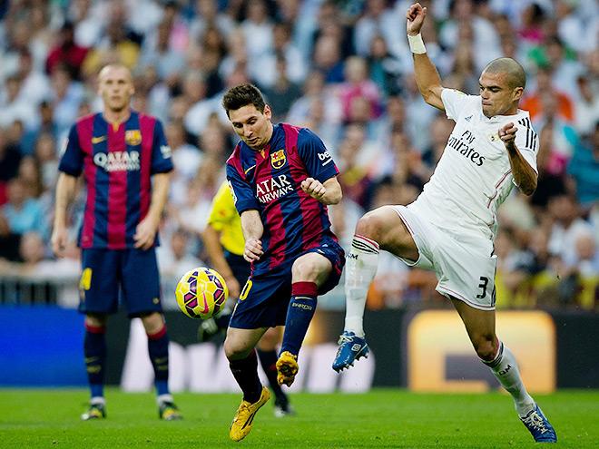«Барселона» – «Реал» и другие матчи выходных