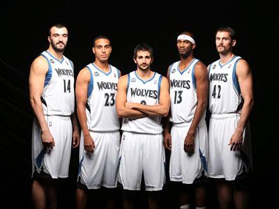 """""""Миннесота Тимбервулвз"""" – в превью сезона НБА"""