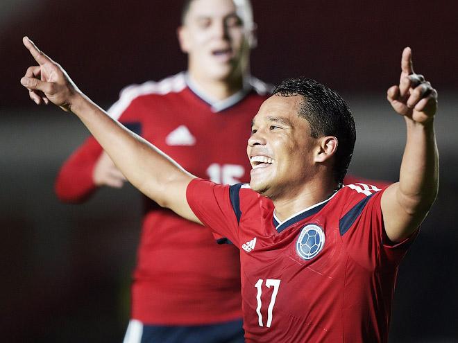 Сборная Колумбии на ЧМ-2014 по футболу