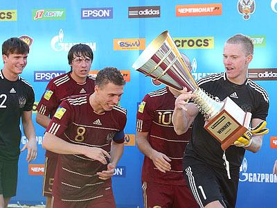 Победный дебют Лихачёва