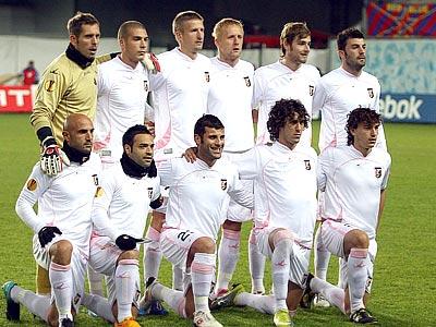 Лига Европы без Италии?