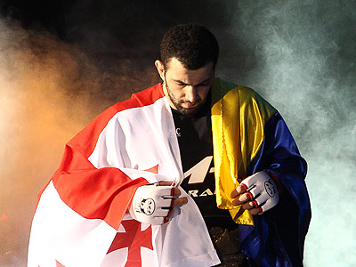Гугенишвили: чемпионом мира себя не считаю
