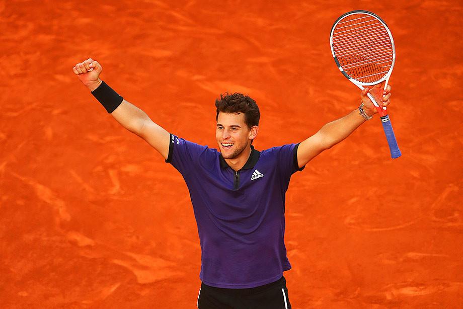 Джокович 3-й раз одержал победу теннисный турнир вМадриде