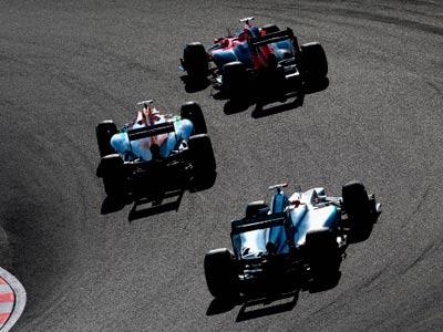 Гран-при Японии: итоги уик-энда