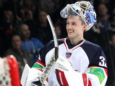 Голкипер «Слована» - об игре в КХЛ